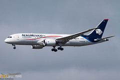 Aeromexico 787-8 N966AM
