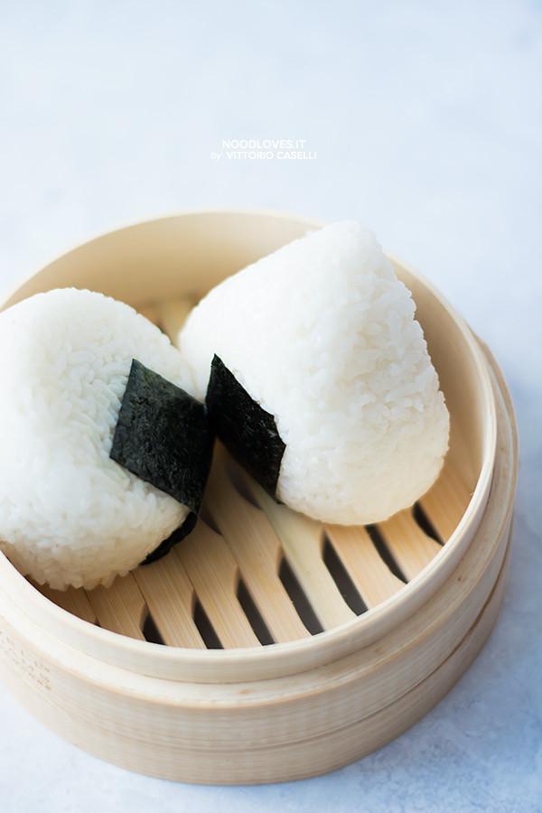 Riso per sushi ricetta