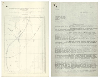 Solar Eclipse of October 1930 ( Department of Scientific and Industrial Research correspondence)