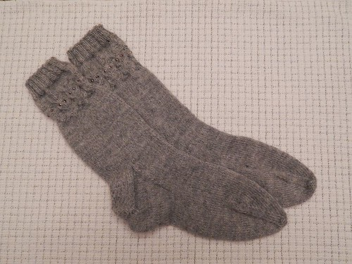 Owl Sock's FO