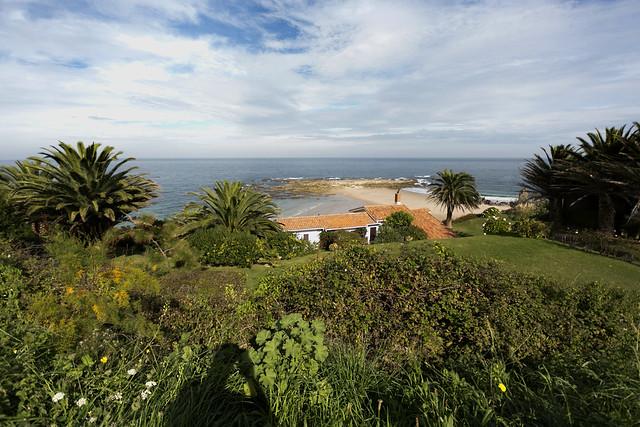 Playa de Amió, Pechón