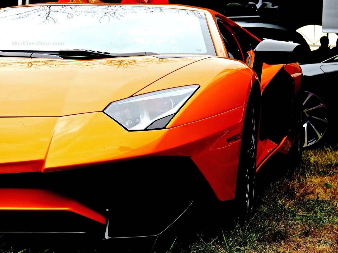 Lamborghini Aventador LP-750 SV Radnor Hunt 2