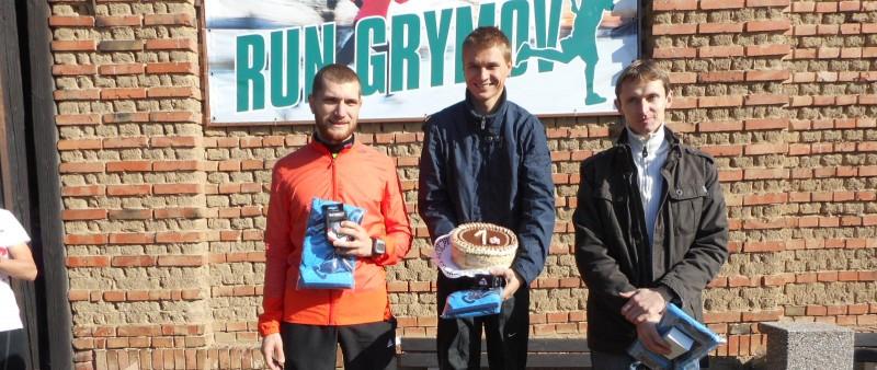 Steiner na pětce v Grymově v novém traťovém rekordu