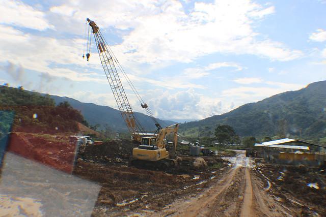 La vida en la comunidad San Marcos- Tundayme- Ecuador