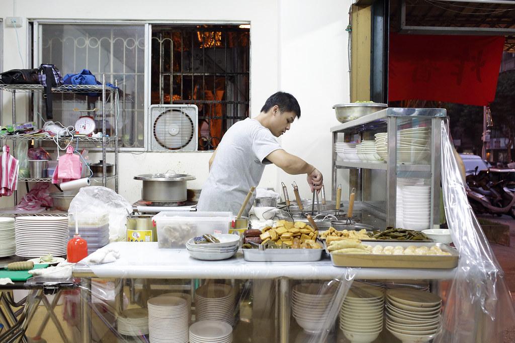 20151107萬華-環南河路二段無名炸醬麵 (2)