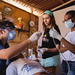 Peru-Volunteers w- Dentist