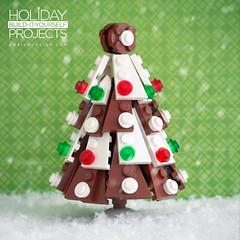 Christmas Tree: Gingerbread
