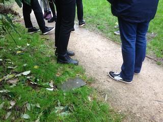 Brighton stone circle: No. 46