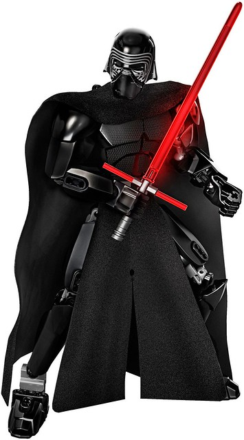 LEGO Star Wars Constraction 2016 | 75117 - Kylo Ren