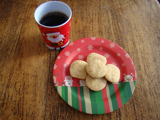 Biscoitos de Gengibre e Mel