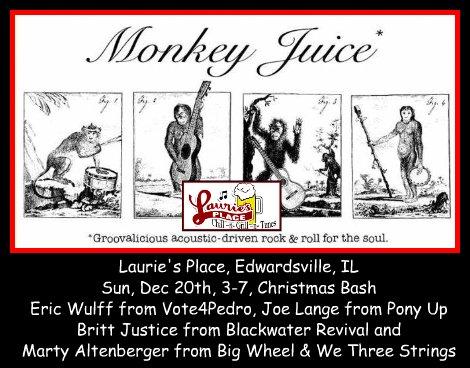 Monkey Juice 12-20-15