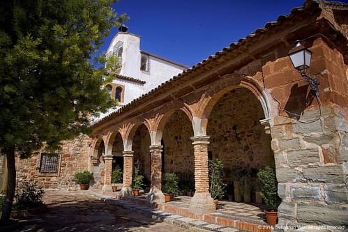 Church of Santa Maria Del Collado. Santisteban del Puerto, Spain.   #south #mediterranean #europe #tourism #travel #travelphotography #spain #santisteban #santistebandelpuerto #andalusia #andalucia #church #monument #patrimoniohistorico #jaen #patrimonio