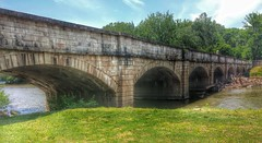 Monocacy Aqueduct- C & O Canal- Frederick County MD (5)
