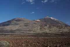 Mount Tiede On Tenerife