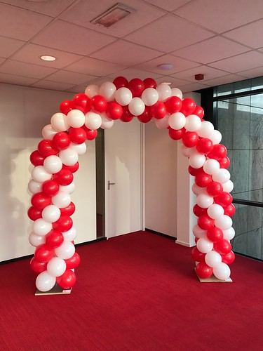 Ballonboog 6m VANAD Engage Capelle aan den IJssel