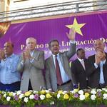 Compartir Navideño Dirigentes del PLD en la Zona Sur