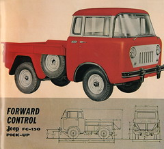 Willys Jeep FC-150 Pick-up (1957)
