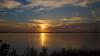 Sunrise over KSC