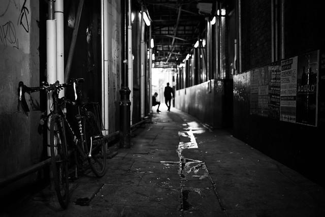 London in Mono #15