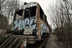 take the train!