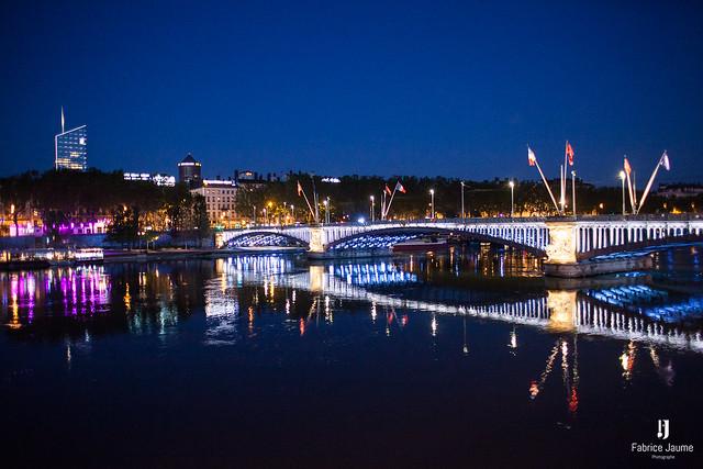 Pont Lafayette - Lyon