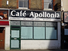Picture of Cafe Apollonia (CLOSED), 99 South End
