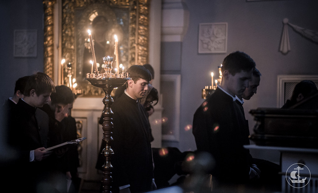 28 февраля 2017, Вторник Первой седмицы Великого поста / 28 February 2017, Tuesday of the 1st Week of Great Lent