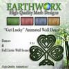 EARTHWORX Get Lucky Wall Decor Ad