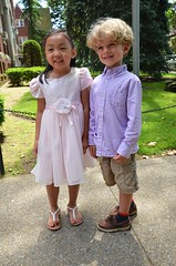 Chloe And Everett After Their Step-Up