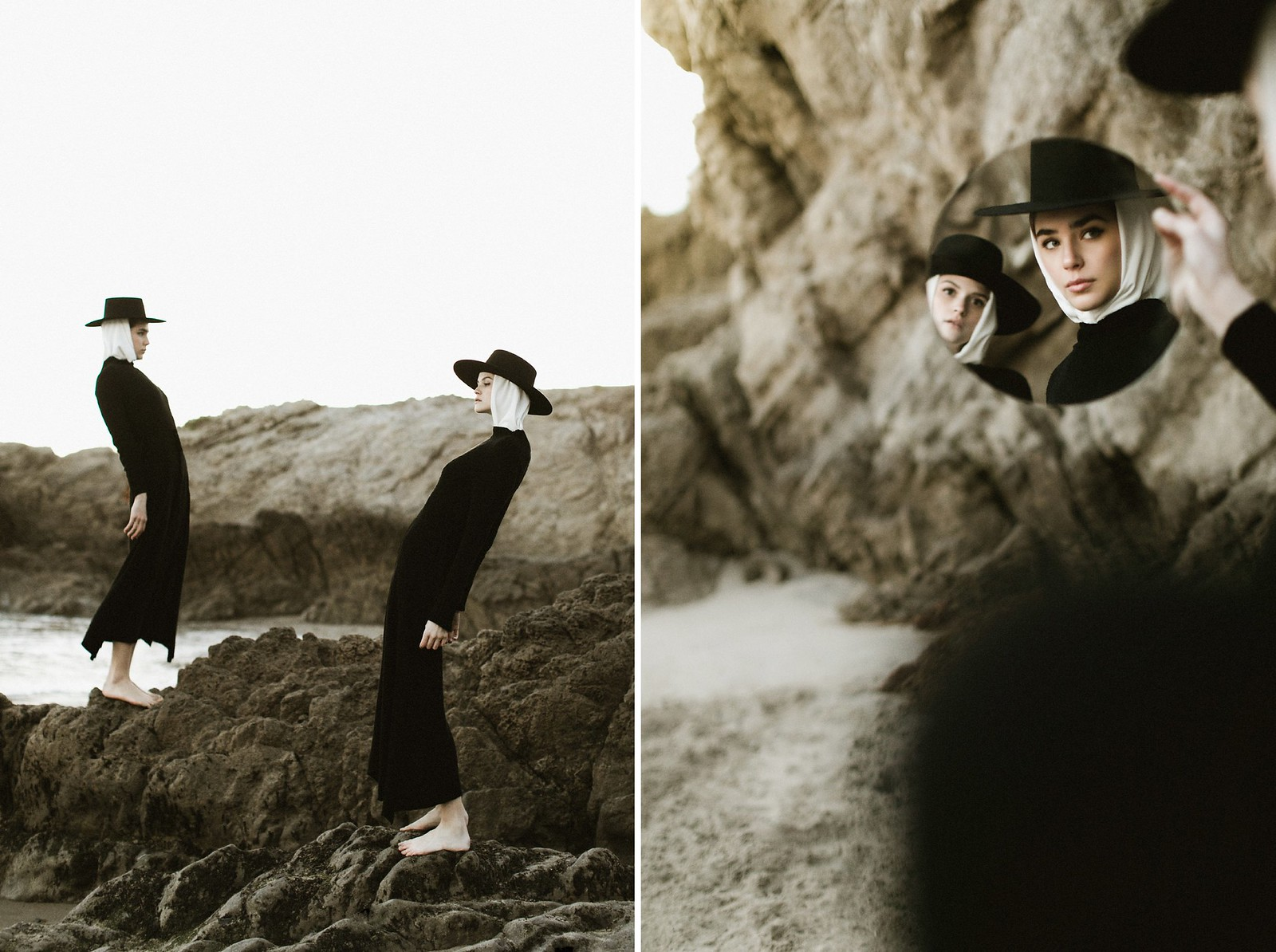 Natural Light Editorial // Leo Carrillo // Ben Sasso