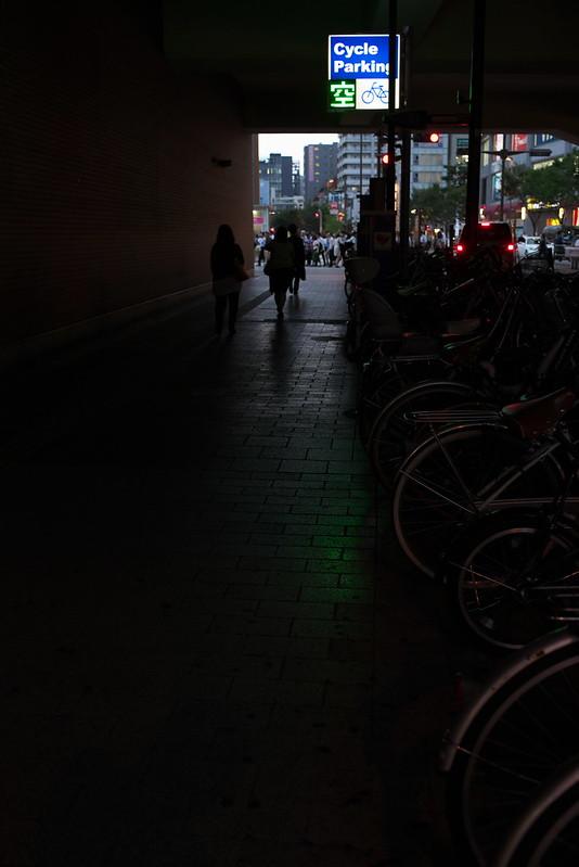 東京路地裏散歩 夜の秋葉原 2015年8月24日