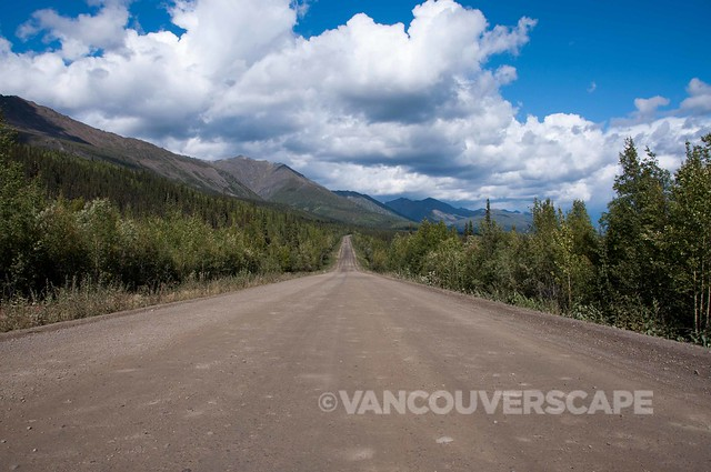 Along the Dempster Highway