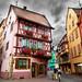 Colmar, Petite Venise, Place de l'Ancienne Douane by Alps-Lights