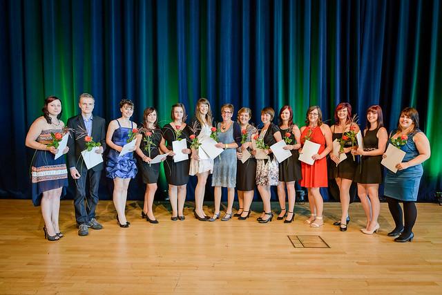 Absolventenfeier 2015