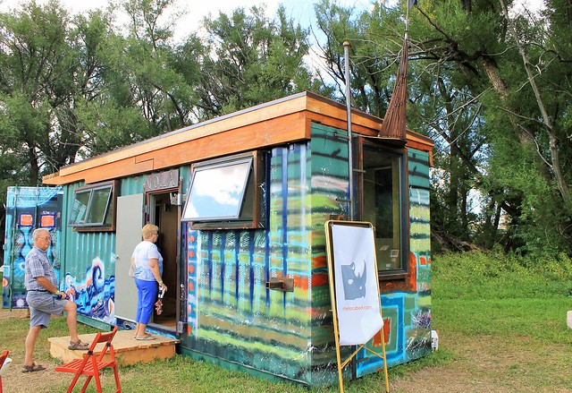 Tiny House Jamboree 2015