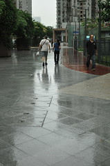 Taipa in the Rain