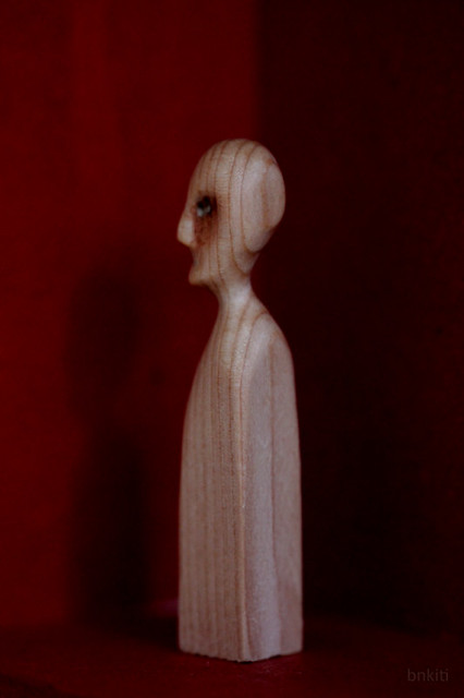 "wood craft, ""a men"""