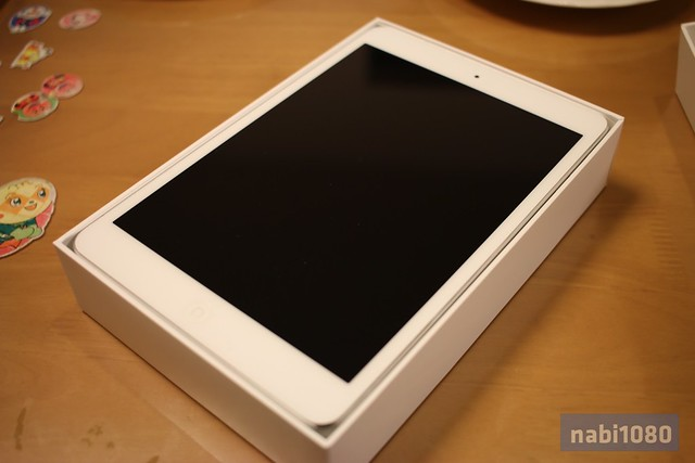 iPad mini 2マネさん設定編03