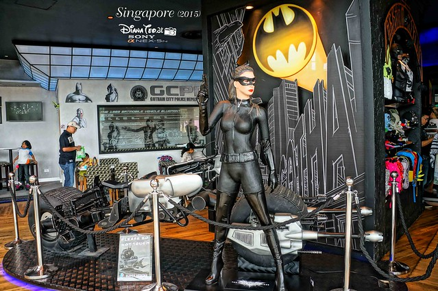 DC Comics Super Heroes Cafe Singapore 08