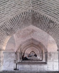 #my iran#old brige in asfahan