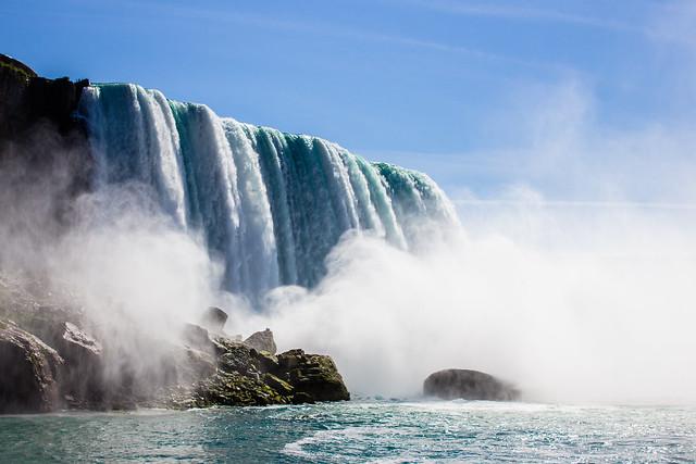 Niagara Falls approach