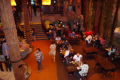 Looking Into The Main Dining Area