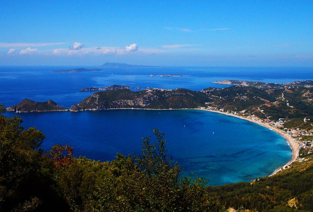 Agios Georgios, Corfu, Greece