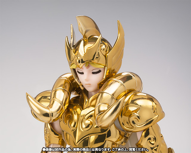 《聖闘士聖衣神話EX》黃金聖闘士白羊座 穆 ~ORIGINAL COLOR EDITION~