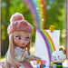 The painter of the rainbow~* by Suki♥