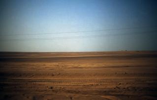 Ägypten 1983 (37) Wüste