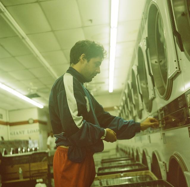 Laundry in Rockaway