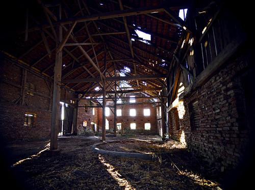wood light sunset shadow rot abandoned dark bavaria nikon shadows place angle farm wide atmosphere fx d810 virbrant