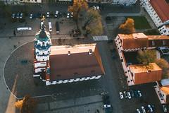 Kaunas Town Hall   Aerial