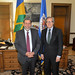 OAS Secretary General met with the Prime Minister of Saint Vincent and the Grenadines, Ralph Gonsalves